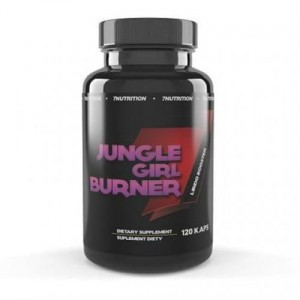 7NUTRITION JUNGLE GIRL BURNER 120 KAPS.