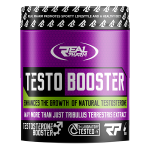 REAL PHARM TESTO BOOSTER 180 KAPS