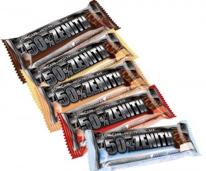 IRONMAXX 50% ZENITH BAR 100G