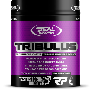 REAL PHARM TRIBULUS 150 KAPS