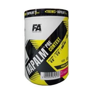 FITNESS AUTHORITY NAPALM PRE CONTEST 500G