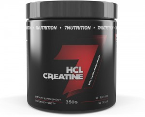 7NUTRITION HCL CREATINE 350G