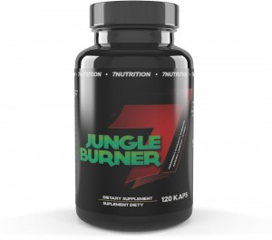 7NUTRITION JUNGLE BURNER 120 KAPS.