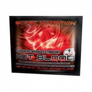 SCITEC HOT BLOOD 3.0 20G